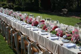 impressive garden for wedding reception log house garden outdoor