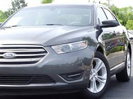 2016 used ford taurus 4dr sedan sel fwd at alm newnan ga iid