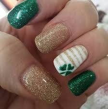 30 st patrick u0027s day nail art ideas to copy from instagram