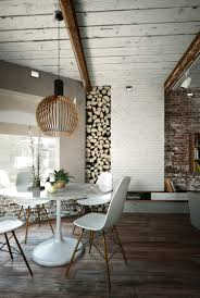 Industrial Apartment Small Industrial Apartment With Exposed Brick Walls Digsdigs