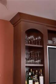 maryland bar in cherry maryland cabinets a cut above inc