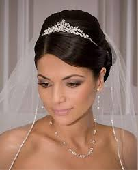 bridal tiaras are tiaras tacky