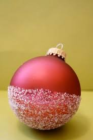 glitter ornaments glitter everywhere