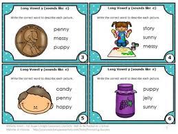 e vowel teams worksheets y sounds like e 1st grade phonics work