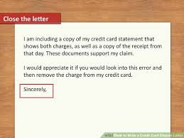 Dispute Letter For Experian credit card dispute letter city espora co