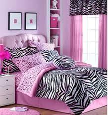 Queen Zebra Comforter Pink Zebra Bedding