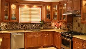 Countertops With Oak Cabinets Golden Oak Cabinets Granite Countertops Cabinets Beech With A