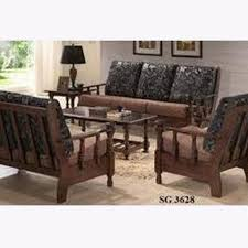Wooden Sofa Set Stylish Wooden Sofa Set Manufacturer From Jaipur - Wooden sofa design
