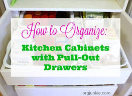 Organize Cabinets In The Kitchen by 412 Best Kitchen Organizing Images On Pinterest Organized