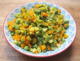 cuisiner des legumes légumes au gingembre et au curcuma cuisiner en paix
