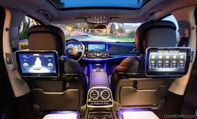 mercedes inside mercedes maybach s600 inside view car pictures images