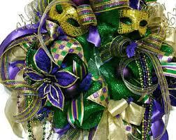 mardi gras deco mesh mardi gras deco mesh wreath purple green gold mardi gras