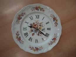 assiette de cuisine pendule de cuisine assiette l horloger de battant