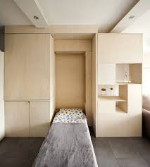 215 square feet in meters transforming box makes it possible for family of three to live in