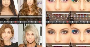 hair and makeup app 8 apps for planning your wedding wedding ideas