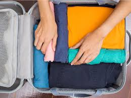 Packing Hacks by Fold Roll Stuff 8 Packing Hacks For Extra Room Business Insider