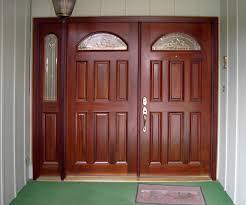 doors double entry sidelight artistic door design door model front