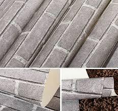 japanese style cement brick wallpaper