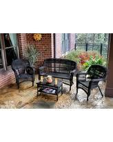 Patio Chair With Hidden Ottoman Impressive Deals On Outdoor U0026 Patio Conversation Sets