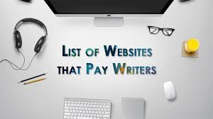 jobs for freelance journalists directory of open journals list of best websites that pay writers now get paid to write