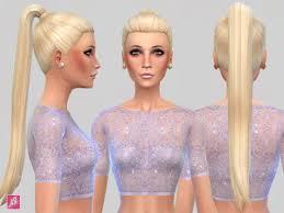 custom hair for sims 4 mod the sims wcif custom hair for sims 4