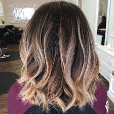 ombre for shorter hair best 25 balayage on short hair ideas on pinterest short