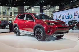 toyota new model car 2018 toyota rav4 release date price and specs roadshow