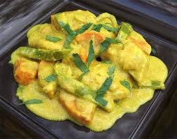 patate douce cuisine curry de poulet et patates douces ma cuisine santé