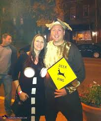 Deer Halloween Costume Baby 75 Creative Couples Costume Ideas