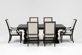 Bradford Dining Room Furniture Collection by Chapleau 7 Piece Extension Dining Set Living Spaces