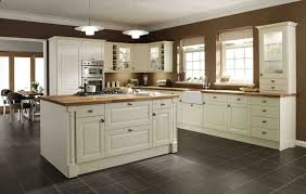 cream kitchen cabinets with white appliances temasistemi net