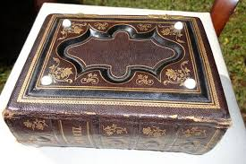 antique photo album antique leather photo album best kept secrets ruby