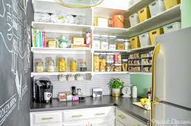 Kitchen Shelf Organization Ideas 14 Smart Ideas For Kitchen Pantry Organization Pantry Storage Ideas