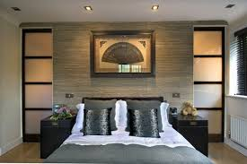 closet behind bed wall wardrobe with bathroom behind pictures www sieuthigoi with