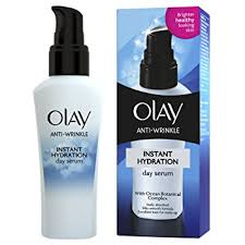 Olay Serum olay anti wrinkle instant hydration anti ageing serum