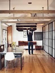 modern loft furniture bedroom modern loft beds hang from the ceiling 15 clever loft