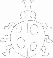 bug coloring page getcoloringpages com
