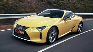 lexus most expensive sedan most expensive 2018 lexus lc 500 costs 108 206