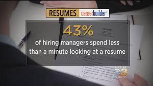 Resume Career Builder Careerbuilder Make Resume Public 5 Resume Myths That Can Cost You