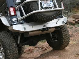jku jeep rear bumpers unlimited offroad