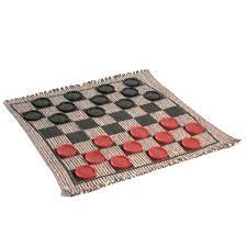 3 in 1 jumbo checkers toys board cracker