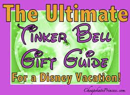 the ultimate disney world tinker bell gift guide disney s