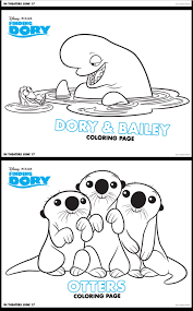 finding dory free printable coloring sheets unboxed mom