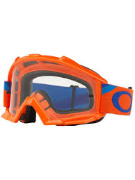 motocross goggles tinted amazon com oakley proven mx goggles frame clear lens matte