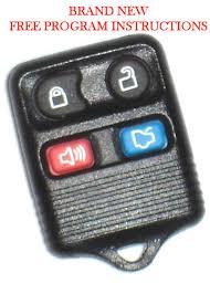 program ford focus key fob ford focus 00 13 keyless entry remote key fob transmitter
