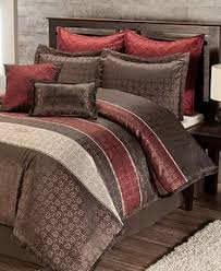 Waterford Bogden King Comforter Waterford Bogden King Comforter Bogden Multi Rust Olive Tan