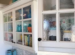 seeded glass kitchen cabinet doors s kitchen tour part 1 glass kitchen cabinets rustic