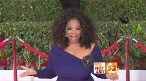 Oprah Winfrey Resume Gma U0027 List Oprah Winfrey Opens Up About Her Weight Loss Video