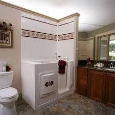 Bathroom Baths And Showers Best Bath Walk In Tubs And Showers Saginaw