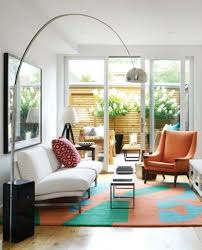 lighting arc floor lamp with drum shade inspirations tall lamps